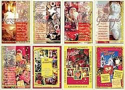 50 weihnachtskarten gl ckwunschkarten weihnachten grusskarten premium qualit t grosshandel. Black Bedroom Furniture Sets. Home Design Ideas